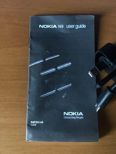 Nokia N9 user guide